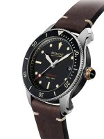 Bremont - Supermarine, Stainless Steel - Leather - Automatic, Size 40mm