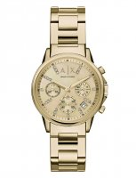 Armani Exchange - Embedded Shine Stones Chronograph Watch