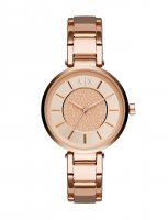 Armani Exchange - Rose Gold Plated Watch