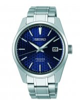 Seiko - Presage, ?Â? Presage Sharp Edged Series Stainless Steel Automatic Watch - SPB167J1