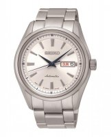 Seiko - Gents Presage, Automatic, Stainless Steel Day / Date Watch