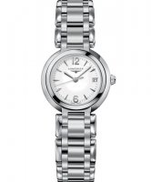 Longines - Prima Luna, Stainless Steel Watch