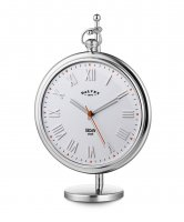 Dalvey - White Face Sedan Clock