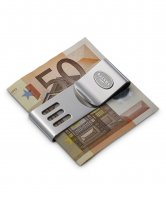 Dalvey - Stainless Steel Double Money Clip
