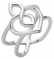 Links of London - Infinite Love, Sterling Silver - Ring, Size P