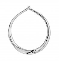Tianguis Jackson - Sterling Silver Open Circle Pendant
