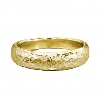Dower and Hall - Yellow Gold Plated Ring