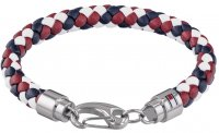 Tommy Hilfiger - Crystal Set, Stainless Steel/Tungsten - Bracelet