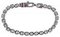 Tommy Hilfiger - Box Chain, Stainless Steel I.P plated Bracelet