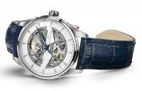 Hamilton - Jazzmaster, Stainless Steel - Leather - Skeleton, Size 40mm