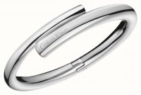 Calvin Klein - Stainless Steel - - Bangle, Size S