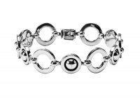 Tianguis Jackson - Sterling Silver Circle Link