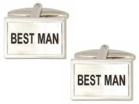 Dalaco - Best Man, Cufflinks