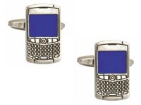Dalaco - Stainless Steel Mobile Phone Cufflinks