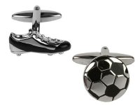 Dalaco - Football and Boot Cufflinks