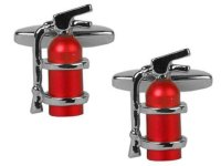 Dalaco- Fire Extinguisher Cufflinks
