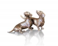 Richard Cooper - Dachshund Pair, Ornament 1096 - 1096