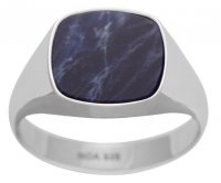 Son of Noa - Sodalite Set, Sterling Silver - Ring