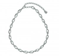 UNO de 50 - Cosmic-Order, Silver Plated Necklace, Size Universal