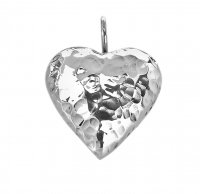 Tianguis Jackson - Sterling Silver Heart Pendant