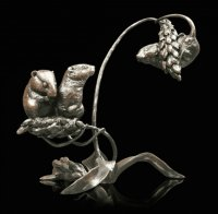 Richard Cooper - Twos Company-Harvest Mice, Bronze Ornament 1056 - 1056