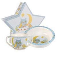 Churchill - Twinkle Twinkle Porringer and Mug Set