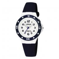 Lorus - Kids, Blue Silicone Strap Watch