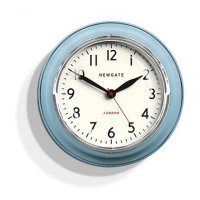 Newgate - Cookhouse, Kettle Blue Clock