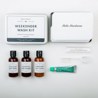Mens Society - Weekender Wash Kit