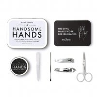 Mens Society - Handsome Hands Manicure Kit