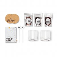 Mens Society - Gin Lover Accessory and Tasting Set