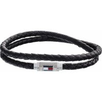 Tommy Hilfiger - Stainless Steel, Leather Bracelet