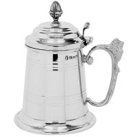 English Pewter Company - Pewter Heavy Mountbatten