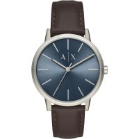 Armani Exchange - CYDE, Stainless Steel Grey Faced Watch