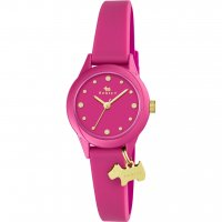 Radley - Watch It!, Silicone Pink Strap Watch