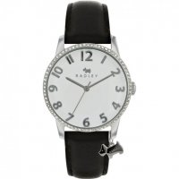 Radley - Cubic Zirconia Set, Stainless Steel - Leather - Watch