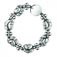 Georg Jensen - Grape, Sterling Silver Bracelet