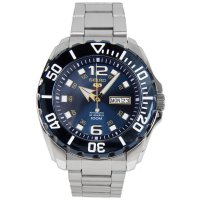 Seiko - Stainless Steel Bracelet Watch