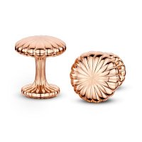 Andrew Geoghegan - Silver/Rose Gold Plate Cufflinks