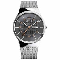 Bering - Classic, Titanium Gents Watch