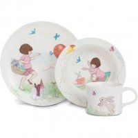 Churchill - Melamine Belle and Boo Set