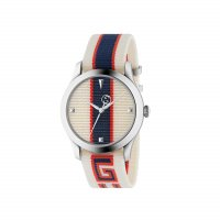 Gucci - Timeless, Stainless Steel - Fabric - Size medium