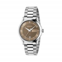 Gucci - Timeless, Stainless Steel - - Size large