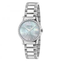 Gucci - Timeless, Stainless Steel - - Size small