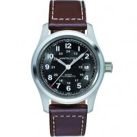Hamilton - khaki, Stainless Steel Automatic Field Watch