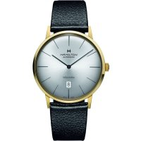 Hamilton - Intramatic, Yellow Gold Plated Automatic Classic Watch