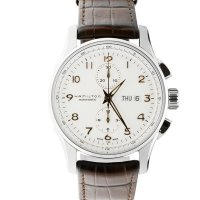 Hamilton - Jazzmaster Maestro, Stainless Steel Automatic chronograph Watch