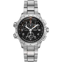 Hamilton - Khaki Aviation, Stainless Steel X-WIND Quartz Aviation Watch