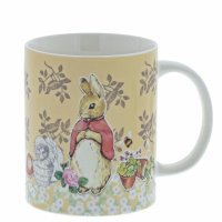 Enesco - Accessories, Ceramic Flopsy Mug