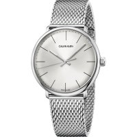Calvin Klein - Highnoon, Stainless Steel Mesh Bracelet Watch